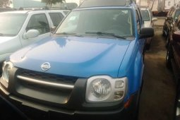 Foreign Used Nissan Xterra 2005 Model Blue