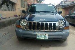 Nigeria Used Jeep Liberty 2006 Model Green