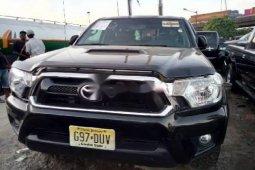 Foreign Used Toyota Tacoma 2013 Model Black