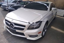 Foreign Used Mercedes-Benz CLS 2015 Model White