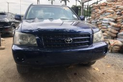 Foreign Used 2003 Other Toyota Highlander for sale in Lagos