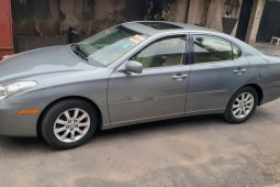 Clean Foreign Used Lexus ES 2004for  ₦1,999,000 for sale