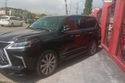 Tokunbo 2017 Model Lexus LX for sale