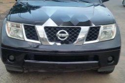 Foreign Used 2005 Black Nissan Pathfinder for sale in Lagos