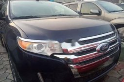 Foreign Used Ford Edge 2011 Model Black
