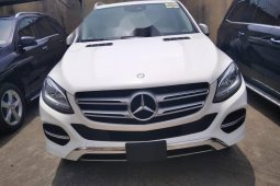 Tokunbo Mercedes-Benz 350 2015 Model White