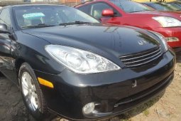 Foreign Used Lexus ES 2004 Model Gray