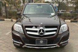 Foreign Used Mercedes-Benz GLK 2013 Model Black