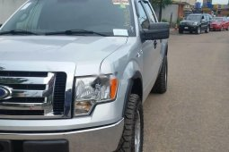 Foreign Used 2009 Silver Ford F-150 for sale