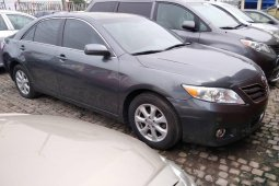 Foreign Used Toyota Camry 2010 Model Gray