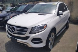 Foreign Used Mercedes-Benz 350 2015 Model White