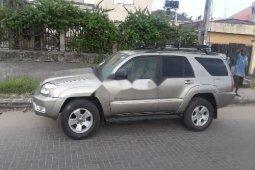 Direct Tokunbo Toyota Highlander 2003 Model