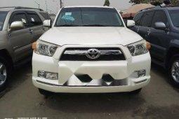 Foreign Used Toyota 4-Runner 2013 Model White