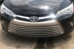 Foreign Used Toyota Camry 2015 Model Black