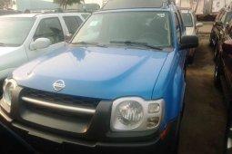 Blue Tokunbo Nissan Xterra 2005 Model