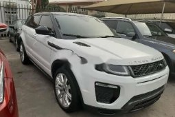 Clean Land Rover Range Rover Evoque 2016 for sale