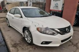 Foreign Used Nissan Altima 2017 Model White