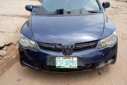 Nigeria Used Honda Civic 2007 Model Blue