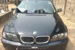 Nigeria Used BMW 318i 2005 Model Black