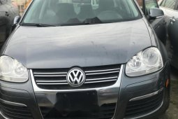Foreign Used Volkswagen Jetta 2008 Model Gray