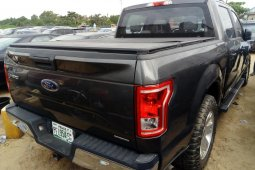 Nigeria Used Ford F-150 2015 Model Black