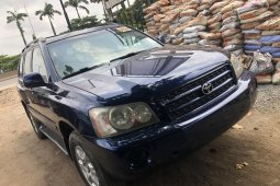 Foreign Used 2003 Other Toyota Highlander for sale in Lagos.