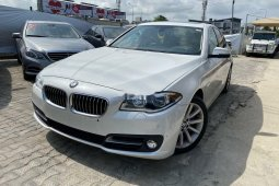 Foreign Used BMW 550i 2014 Model White