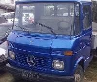Foreign Used Mercedes-Benz 609D 2000 Model Blue