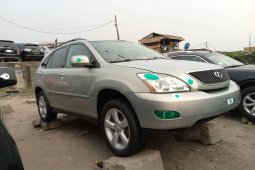 Foreign Used 2006 Lexus RX for sale in Lagos