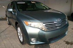 Tokunbo 2010 Toyota Venza for sale