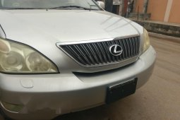 Accident Free Tokunbo Lexus RX 2006 Model for sale