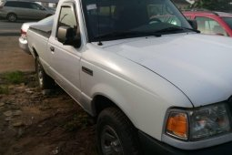 Foreign Used Ford Ranger 2008 Model White