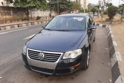 Foreign Used 2007 Volkswagen Passat for sale in Lagos.
