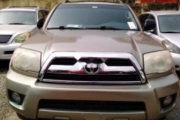 Foreign Used 2007 Grey Toyota 4-Runner for sale in Lagos