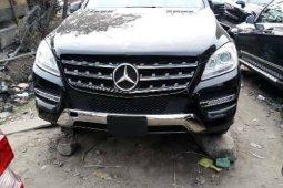 Mercedes-Benz ML350 2014Model Direct Tokunbo for sale