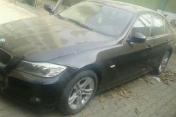 Foreign Used BMW 320d 2010 Model Black
