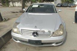 Tokunbo Mercedes-Benz CLS 2005 Model Silver