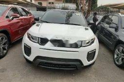 Tokunbo Land Rover Range Rover Evoque 2016 Model White