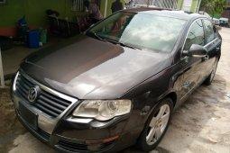 Nigeria Used Volkswagen Passat 2009 Model Gray