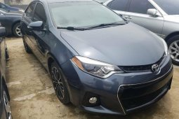 Used Toyota Corolla 2017 Model for sale