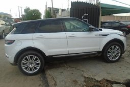 Clean 2016 Model  Land Rover Range Rover Evoque for sale