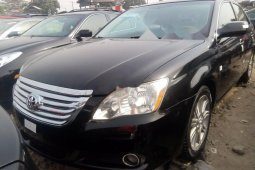Very Clean Foreign Used Toyota Avalon 2008 Model