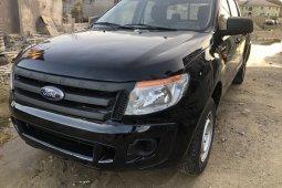 Nigeria Used Ford Ranger 2014 Model Black