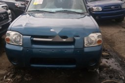 Foreign Used Nissan Frontier 2005 Model Blue