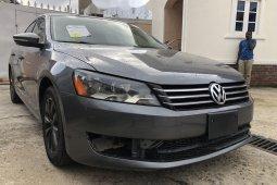 Foreign Used Volkswagen Passat 2012 Model Gray