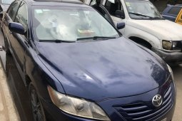 2007 Model Naija Used Toyota Camry for sale