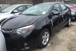 Clean Tokunbo 2014 Toyota Corolla for sale