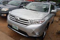 Naija Used 2012 Toyota Highlander for sale