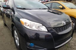 Foreign Used 2010 Black Toyota Camry for sale in Lagos.