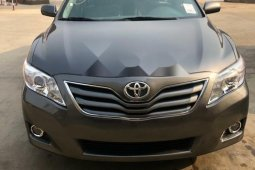 Foreign Used 2011 Grey Toyota Camry for sale in Lagos.